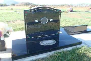 Black-Granite-Headstone-and-Base